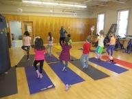 Baddeckkids yoga & bd 108