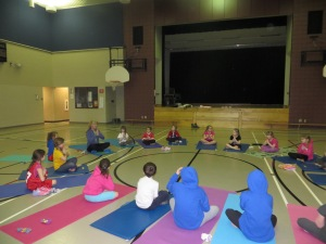 Boularderiekids yoga & bd 101
