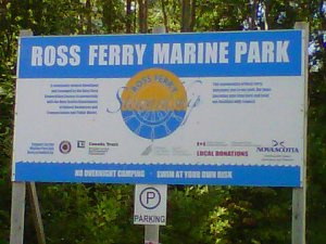 RossFerryMarineParkSign2