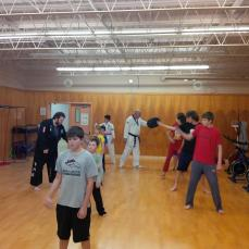 TaekwondoD