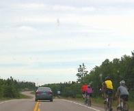 CyclingCabotTrail2013
