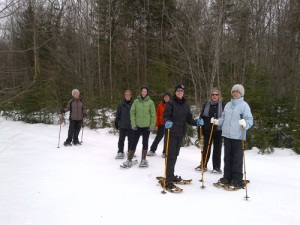 Women on Snow March 9-13 Big Baddeck
