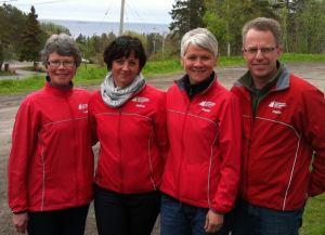 Cabot Trail RelayorganizingTeam2013