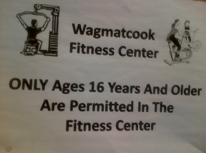 WagmatcookFitnessCentre