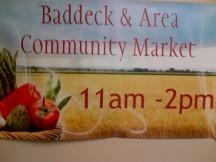 BaddeckAreaCommunityMarket