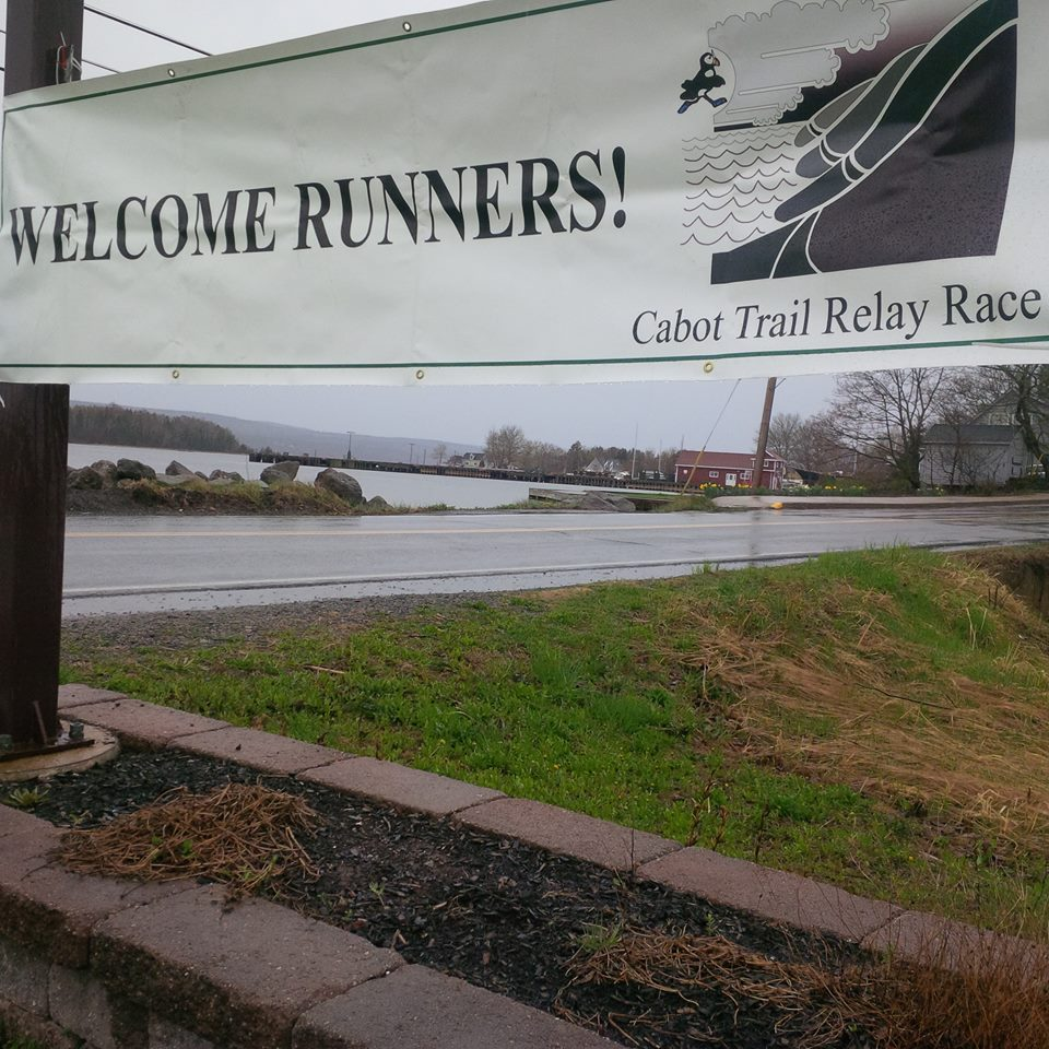 CabotTrailRelay2015Welcomerunners