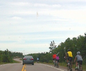 CyclingCabotTrail2013