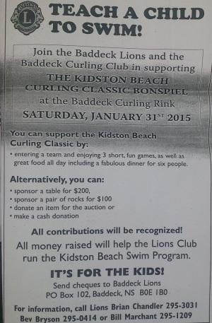 LionsClubKidstonBeachClassicBonspiel2015