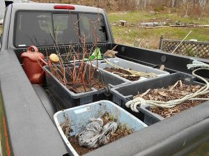 NorthofSmokeyOrchardProject4 Loaded for planting trip