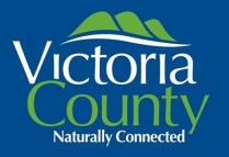 VictoriaCountyBlueLogo