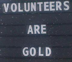 volunteersaregold