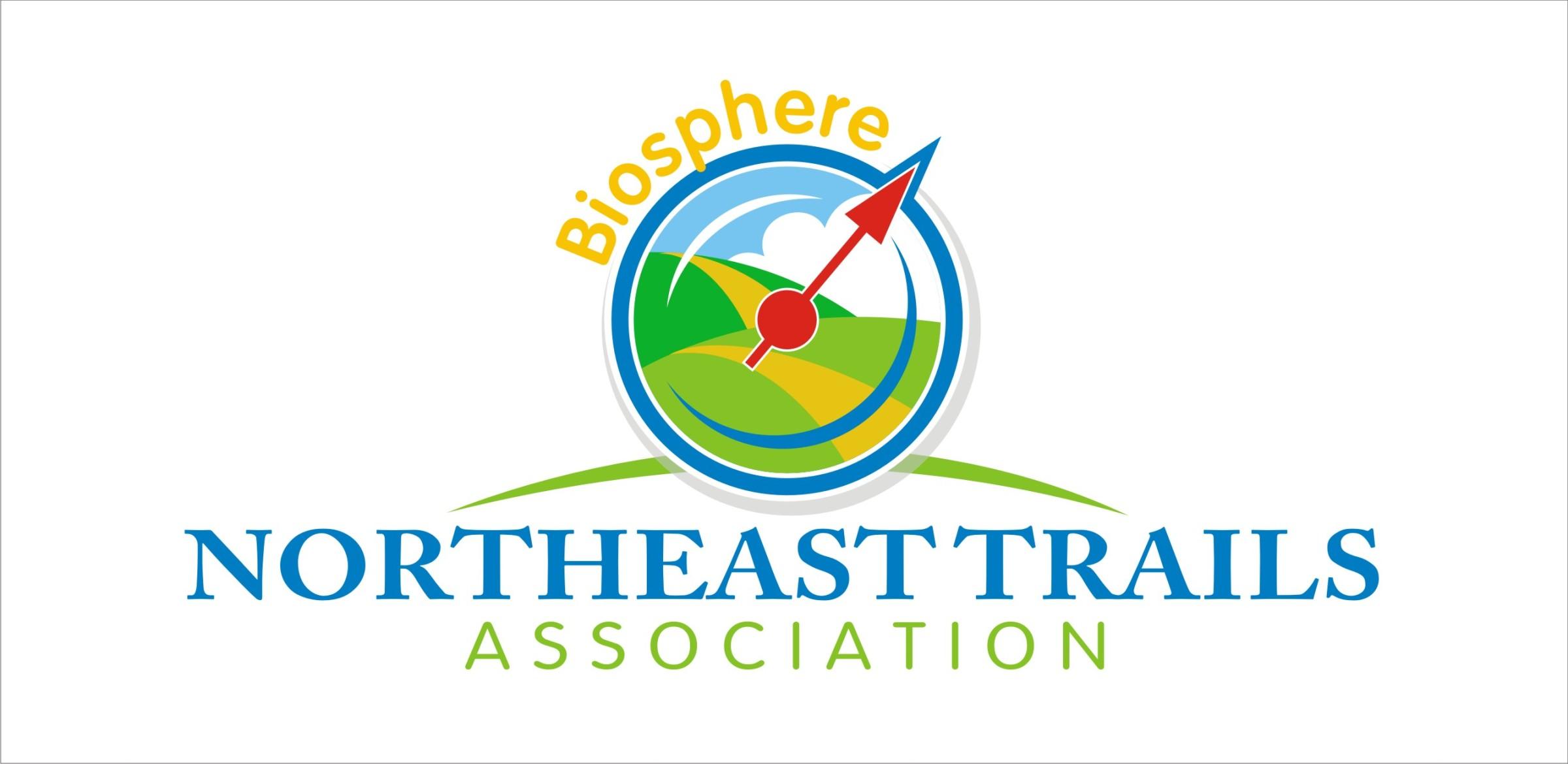 BIOSPHERE NORTHEAST TRAILS VICTORIA COUNTY logo