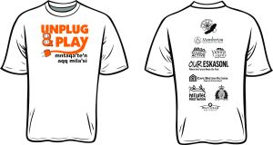 UNPLUG AND PLAY APRIL 2015 TShirts