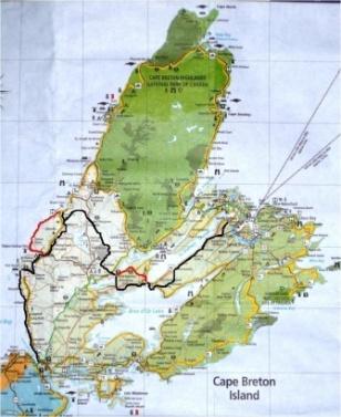 AppalachainTrailCBIsland