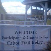CabotTrailRelay2015WelcomeParticipantsGuests