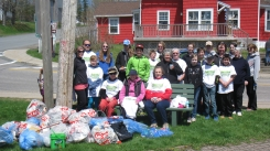 BaddeckClean Up Group2015