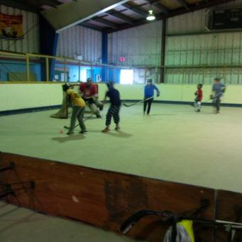 NVCCBallHockey