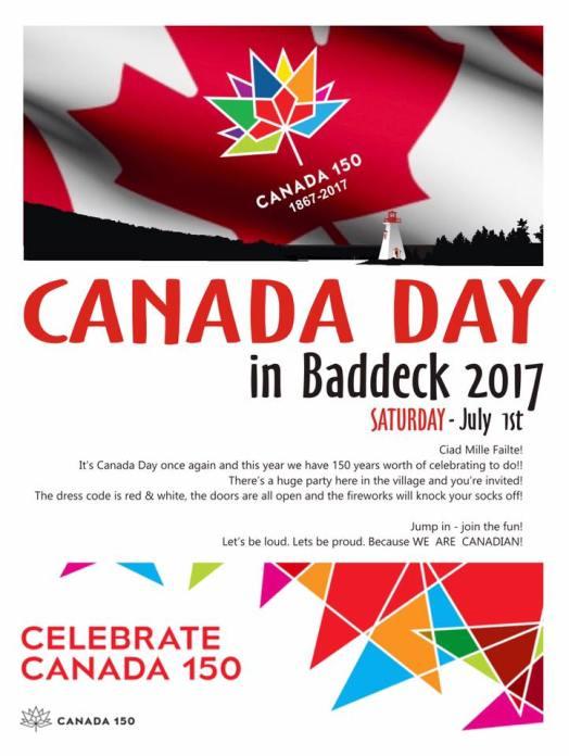 CanadadayBaddeck2017