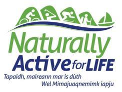 NaturallyActiveForLifeVictoriaCountyLogo