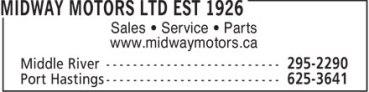 MidwayMotors